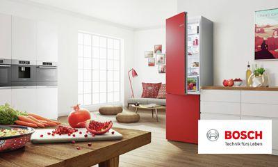 Bosch Kühlschrank Vitafresh : Bosch neue produkte und funktionen bei kühl und gefriergeräten