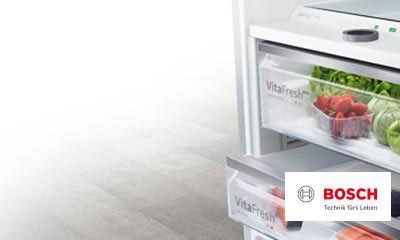 Bosch Vario Kühlschrank : Bosch neue produkte und funktionen bei kühl und gefriergeräten
